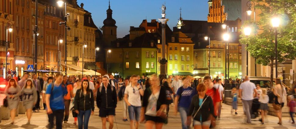 """""""Warszawa ma wyższy poziom PKB na mieszkańca niż Niemcy i Holandia""""? Sprawdzamy słowa prezesa PiS"""