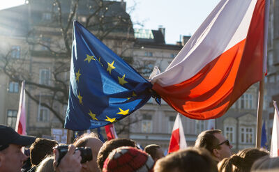 """""""Wyraźny sygnał, że polski rząd podkłada bombę pod podstawowy mechanizm prawny"""""""
