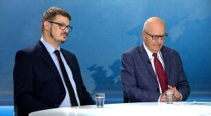 Przemysław Biskup i Marek Ostrowski w sprawie Brexitu
