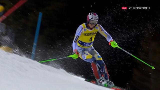 Kristoffersen wygrał slalom w Madonna di Campiglio