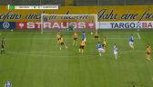 Gole z meczu Dynamo Drezno - Darmstadt w 2. rundzie Pucharu Niemiec