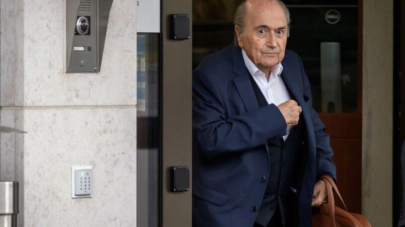 """Były szef FIFA wybudzony ze śpiączki. """"Sytuacja była niebezpieczna"""""""