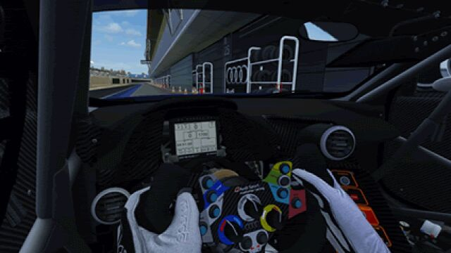 Kwalifikacje Audi Eurosport eRacing zakończone. Popis kierowców DV1 TRITON Racing