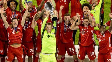 Bayern najwyżej w rankingu UEFA. Jeden polski klub w pierwszej setce