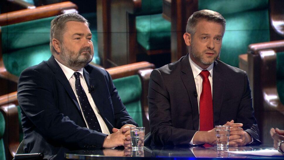 """""""Boję się pomyśleć, co by się działo w Parlamencie Europejskim, gdyby miał miejsce taki protest"""""""