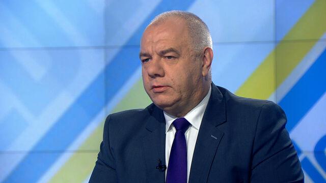 """Jacek Sasin był gościem """"Jeden na jeden"""" w TVN24"""