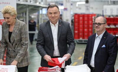 Andrzej Duda zaapelował o wywieszenie flag 11 listopada