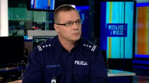 Rzecznik policji: nie ma sensu pudrować rzeczywistości
