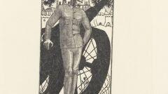 """Wiktoria Goryńska - """"Portret Józefa Piłsudskiego"""""""