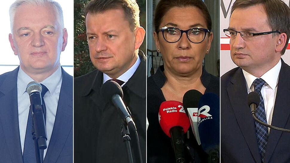 """""""Wojsko Polskie przygotowuje się bardzo intensywnie"""". Ministrowie o marszu 11 listopada"""