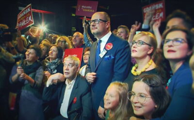 Trudne zwycięstwo. Wygrana Adamowicza w Gdańsku wcale nie była pewna