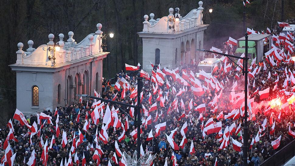Zofia Romaszewska: zakaz dla narodowców wydany przez prezydent Warszawy był słuszny