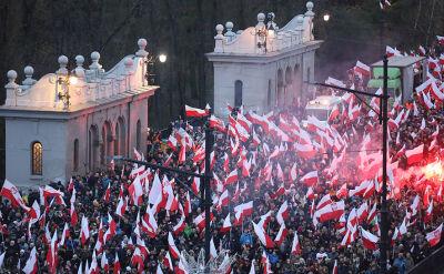 Zofia Romaszewska weźmie udział w marszu 11 listopada organizowanym przez rząd