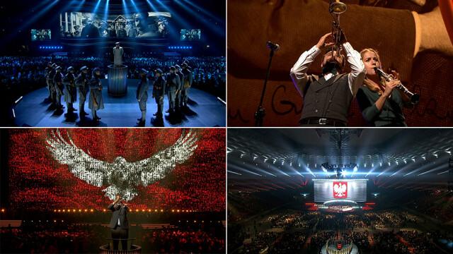 40 tysięcy osób zaśpiewało dla Niepodległej