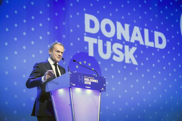 Tusk: chrześcijańskim demokratą nie może być ten, kto jest przeciwko praworządności