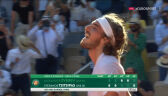 Tsitsipas awansował do finału French Open