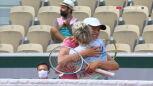Świątek i Mattek-Sands awansowały do finału gry podwójnej we French Open