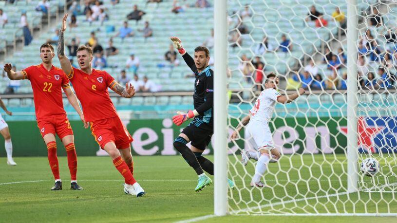Trzy gole, jeden nieuznany. Pierwszy remis na mistrzostwach Europy