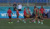 Przygotowania Belgii do starcia z Rosją w Euro 2020