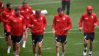 Polacy bez oficjalnego treningu przed meczem