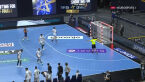 Barca prowadziła po pierwszej połowie starcia z HBC Nantes w półfinale Final Four Ligi Mistrzów