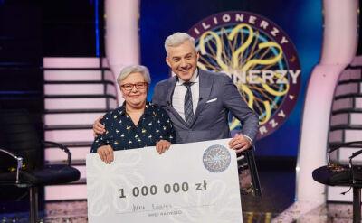 Maria Romanek wygrała milion