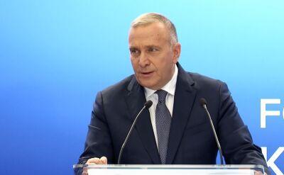 Schetyna apeluje do niezdecydowanych o dołączenie do koalicji