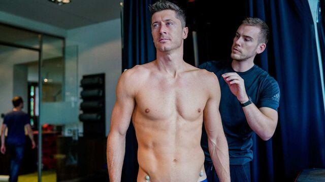 On był na urlopie? Lewandowski już teraz gotowy do sezonu