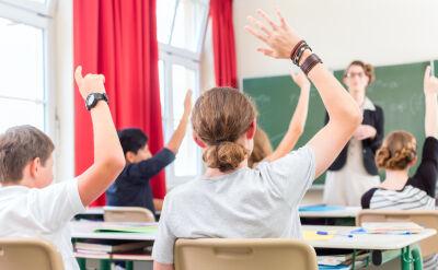 Senatorowie PiS o reformie edukacji