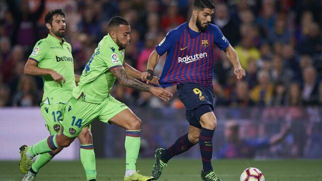 """Wojna w hiszpańskim futbolu. """"Nie będzie piłki w poniedziałek"""""""