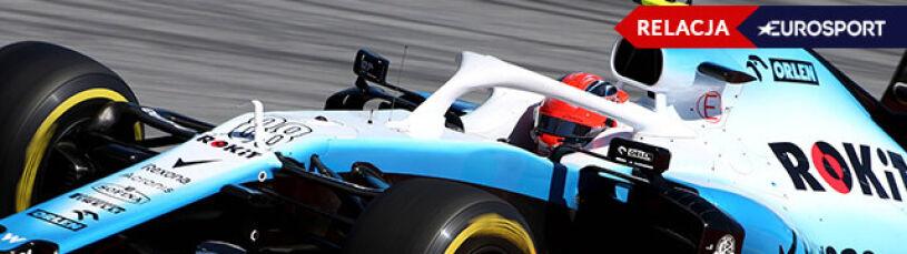 Bottas wygrał drugi trening na Silverstone. Kubica bardzo zapracowany (RELACJA)
