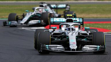 Rekordzista Hamilton najlepszy na Silverstone. Kubica z najwyższą pozycją w sezonie