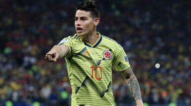 Rodriguez ma być transferową bombą Atletico Madryt