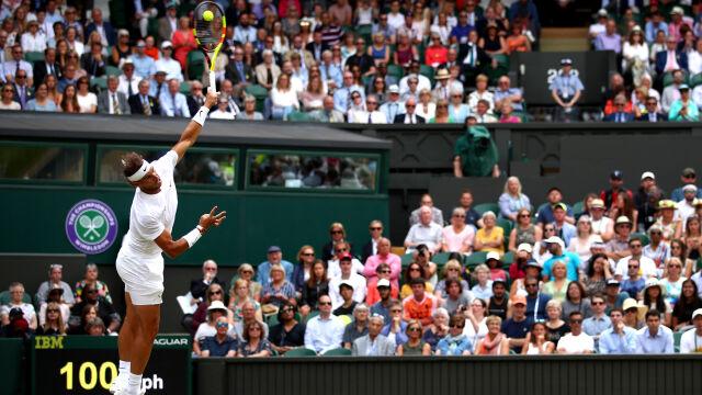 """Spór o korty na Wimbledonie, Nadal odpowiedział. """"Obecnie jestem nieco ważniejszy niż Barty"""""""