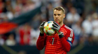 Matthaus zaatakował Neuera.
