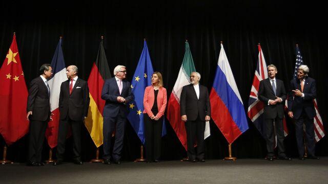Francja, Wielka Brytania i Niemcy ostrzegają przed złamaniem paktu z Iranem