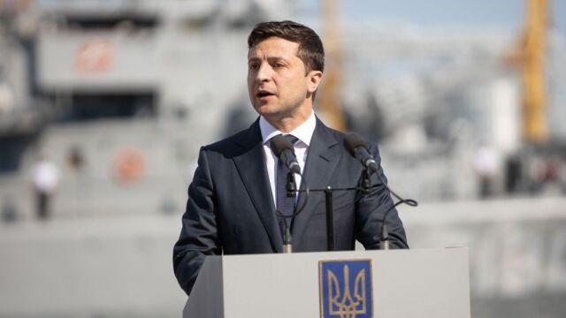 Zełenski proponuje Putinowi nowy format rozmów o Donbasie