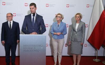 Minister edukacji: nadal są wolne miejsca w najlepszych szkołach