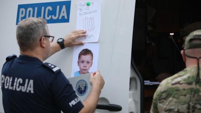 Zaginięcie 5-letniego Dawida. Kluczowe cztery godziny
