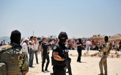 W tunezyjskich kurortach zwiększono środki bezpieczeństwa