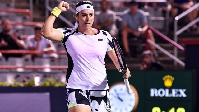 Pierwsza tenisistka z krajów arabskich w czołowej dziesiątce rankingu WTA