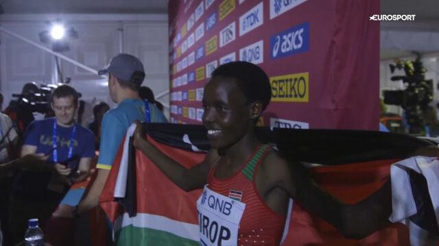 Tragiczna śmierć biegaczki Agnes Tirop