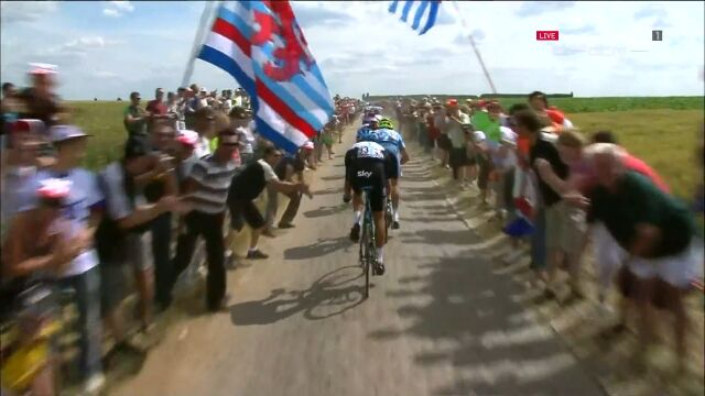 Bruki powrócą do Tour de France w 2022