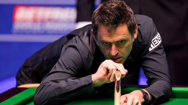 Zwycięski start Ronniego O'Sullivana w Northern Ireland Open