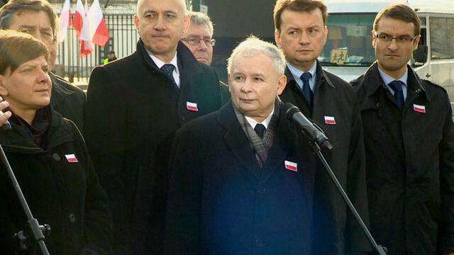 Kaczyński: Polska potrzebuje poczucia siły i godności