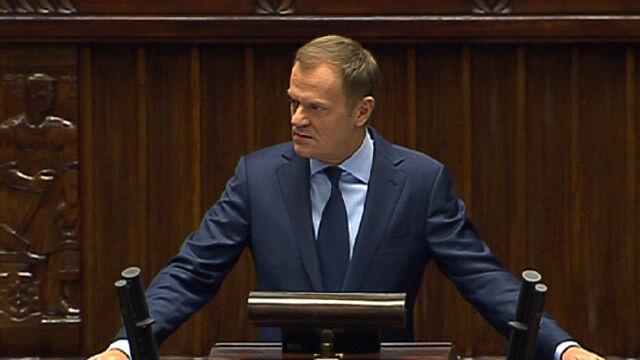 Tusk podbija stawkę: Nie 300 a 400 miliardów z Unii. Pakt fiskalny do ratyfikacji