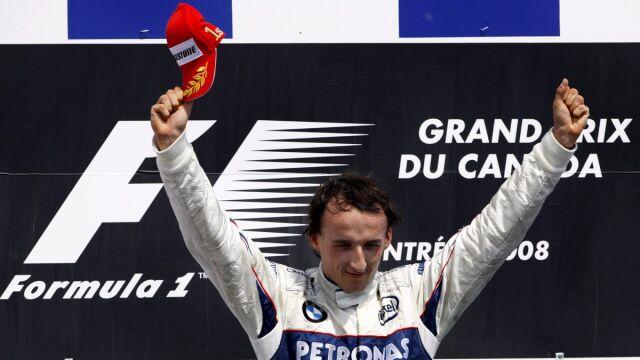 Kubica wygrał GP Kanady!