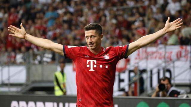 Hat-trick Lewandowskiego na otwarcie sezonu. Bayern ma Superpuchar