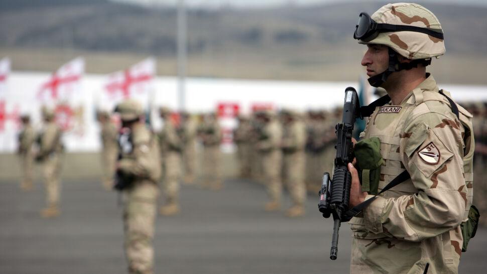 """Miedwiediew: przyjęcie Gruzji do NATO może wywołać """"straszliwy konflikt"""""""