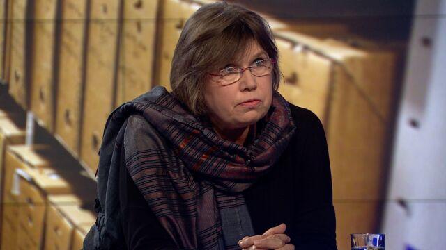 """Profesor Barbara Engelking była gościem """"Faktów po Faktach"""""""